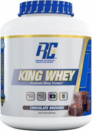 Ronnie Coleman Signature Series King Whey, 5 lbs