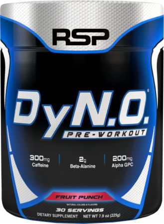 RSP Nutrition DyNO, 30 Servings
