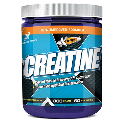 Xtreme Nutrition Creatine 300 Gms +300 Gms Twin Pack